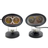 20W à prova de luz de LED para Harvester/trator/camião/Coletora