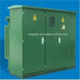 Modelo Zgs tipo combinado Subestação de transformador de tensão constante (630A, 1250A)