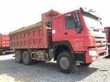 秒針販売のためのトラックによって使用されるHOWOのダンプトラック
