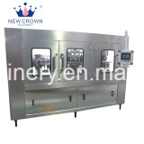 Bouteille d'eau monobloc automatique Washing-Filling-Capping Machine