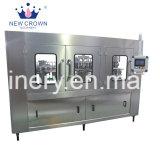 Monobloque automática de botellas de PET Washing-Filling agua-agua tapadora Máquina de Llenado