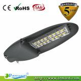 Nuevo diseño 140lm/W 60W 100W 150W Solar de 180W Calle luz LED iluminación de exterior
