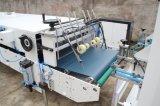 Máquina plegadora de encolado Caja de cartón ondulado (GK-)