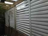 Obturateur de Sun en aluminium pour l'extérieur des bâtiments du système de pare-soleil