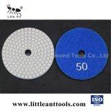 3  disque de meulage des dents droites blanches et Tampon à polir
