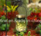 Umweltschutz-Solarleuchtkäfer-Glas-Lichter mit dem Blinken für im Freiengebrauch