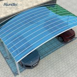 ParkingのためのDesign一義的なSingle Slope DoubleのCarport Canopy