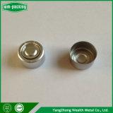 Tampas de alumínio Pull-Ring