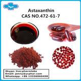 Hete Farmaceutische Materiële Astaxanthin CAS Nr 472-61-7 van de Verkoop
