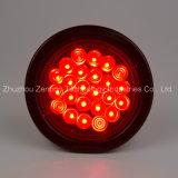 """自動車部品のための点のテールライト4 """" LED停止か回転またはテールライト"""