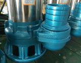 (Schmutzige) versenkbare Pumpe 0.18kw, einphasiges, des Abwasser-V180 Anschluss 1inch