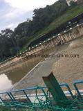 Tubo di gomma spesso della diga di controllo dell'acqua