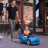 Ride on Toy Kids Buggy Handle Push Cars pour les tout-petits