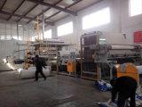 Het Waterdichte Materiaal van uitstekende kwaliteit van pvc van Polyvinyl Chloride met de Steun van de Vezel (Goedgekeurde ISO)