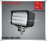 7 illuminazione fuori strada del lavoro Light/4WD/SUV/Jeep di pollice 45W LED