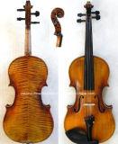 Concierto violín! 1716 Modelo violín Stradivari Mesías (DL160)