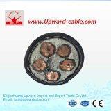 Niederspannungs-Energien-Kabel des Kupfer-XLPE