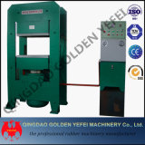 Prensa de vulcanización del vulcanizador de China de la placa de goma de la máquina