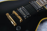 Двойной угол стопора маятника золотой пользовательского оборудования Prs стиле гитара/DIY гитара (GP-30)
