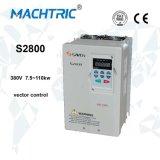 Het Controlemechanisme van de Snelheid van de Motor van de Omschakelaar ac-gelijkstroom-AC van de Aandrijving van S2800 380V