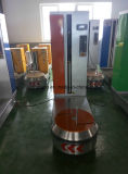 Lp600f-l krimpt de Verpakkende Machine van de Bagage van het Restaurant/van de Luchthaven/de Bagage Verpakkende Machine