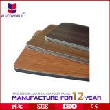 Painel Composto de alumínio de madeira (C-014)