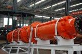 Bomba sumergible de alta presión del drenaje de mina de Ex-Prueba Type