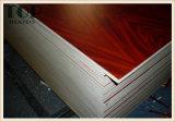 1220*2440m m (4*8) 3/4/5/6m m rojos/amarillo/Brown/MDF blanco/azul de la melamina del color E0/E1 para los muebles/la decoración