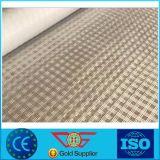 Los filamentos de la fibra de vidrio cubrieron con un polímero elastomérico