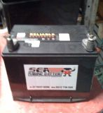 바다 Screw Terminal Battery Mfn50 Maintenance Free Auto 또는 Marine Battery