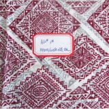Tissus à armure toile synthétiques ou artificielles en tissu de coton imprimé tissu Lady robe