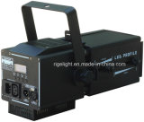 Perfil caliente del grado DMX512 del zoom 13-23 de la luz 1LEDs 60W LED del punto del perfil del LED Luz-Blanco