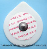 Electrodes ECG jetables de haute qualité Mousse 45mm pour adulte