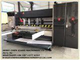 Fcatoryの直売の自動4色刷の細長い穴がつき、型抜き機械