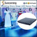 Disco-Partei-verwendete hohe Definition Digital LED Dance Floor