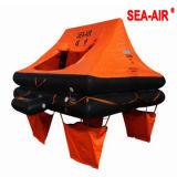 La norma ISO9650 Yachting balsa salvavidas con 8 personas (YT-8)