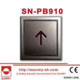 Quadratisches Push Button für Elevator (CER, ISO9001)