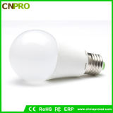 Super brillante 110lm/W AC85-265V la bombilla LED E27