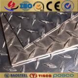 3003 H22 Blad van de Plaat van de Legering van het Aluminium van Diamand het Geruite