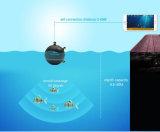 水中魚の発見者、小型魚の発見者、夜間視界のビデオを持つ氷釣魚の発見者