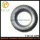 Внутренняя трубка сельскохозяйственных шин трактора на ферме (750-14)