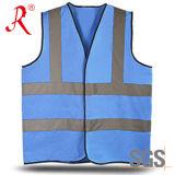 Тельняшка безопасности высокого Workwear видимости отражательная (QF-504)