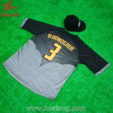 Meilleur design Healong sublimé jerseys de baseball de haute qualité