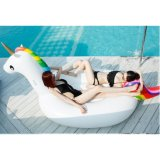 Nouvelle flaque gonflable flottante à l'ananas Popsicle Golden Swan Unicorn Pool Floats