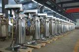 물자의 지속적인 처리를 위한 관 유형 산업 분리기