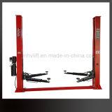 販売のための使用された油圧2つのポストの上昇車の自動トラックの起重機