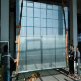 Sauna Doorのための岩が多いBrand 8mm Grey Color Toughened Glass