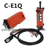 24 V Radio inalámbrica Industrial Mando a distancia C-E1q