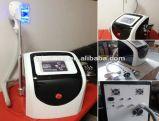 Machine de beauté de perte de poids de Cryolipolysis de cavitation de l'ultrason rf