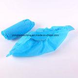 Saldatura non tessuta a gettare chirurgica completamente automatica di Utrasonic della macchina del coperchio del pattino